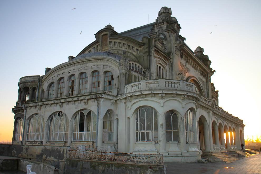 Cazinoul din Constanţa, 2014.