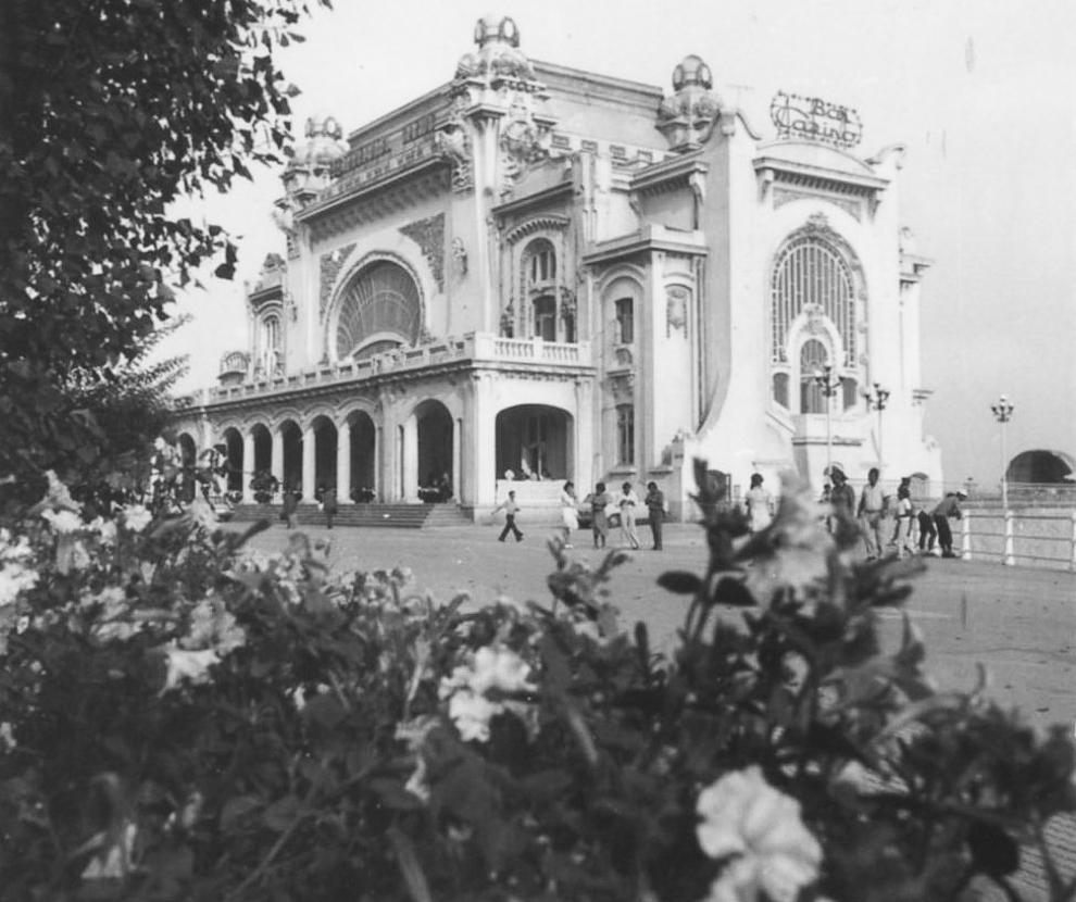 Cazinoul din Constanţa.