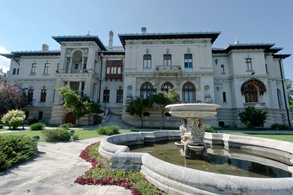 Parcul Palatului Cotroceni, Bucureşti, 2014.