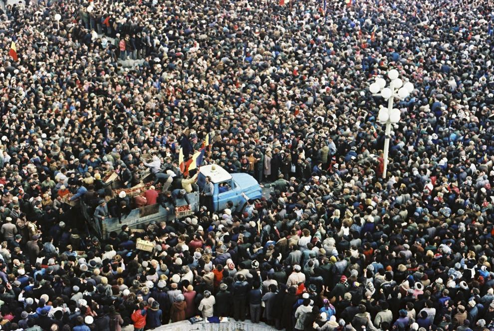 Revoluţia Română din 1989 - Timişoara