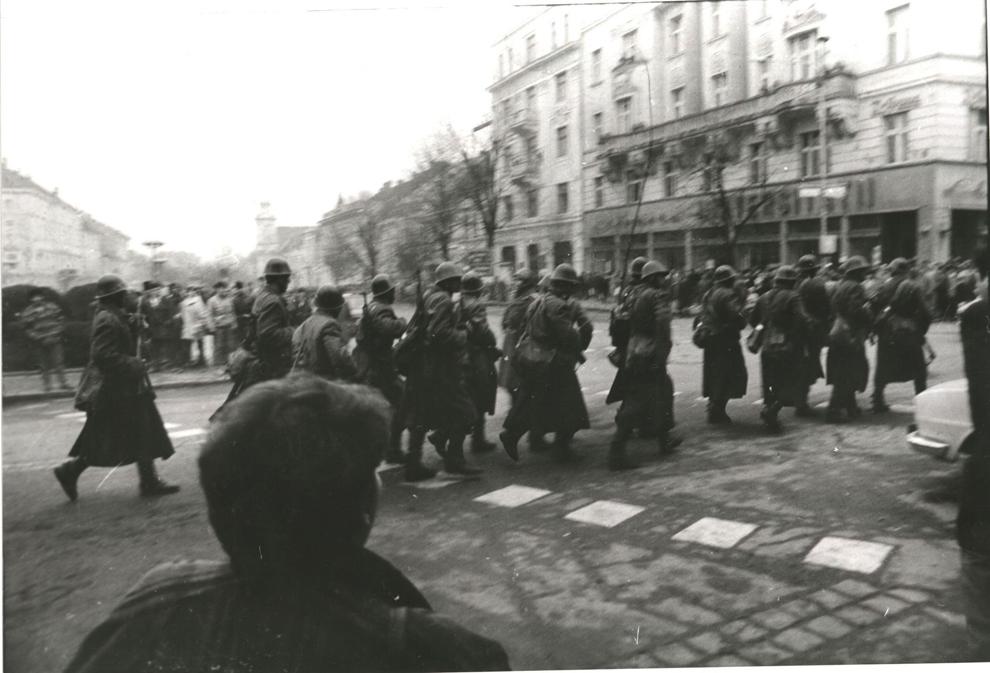 Revoluţia Română din 1989 - Cluj