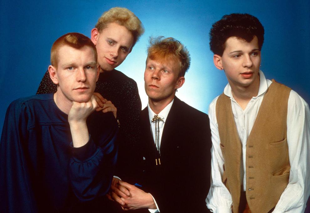 Depeche Mode, 1981.