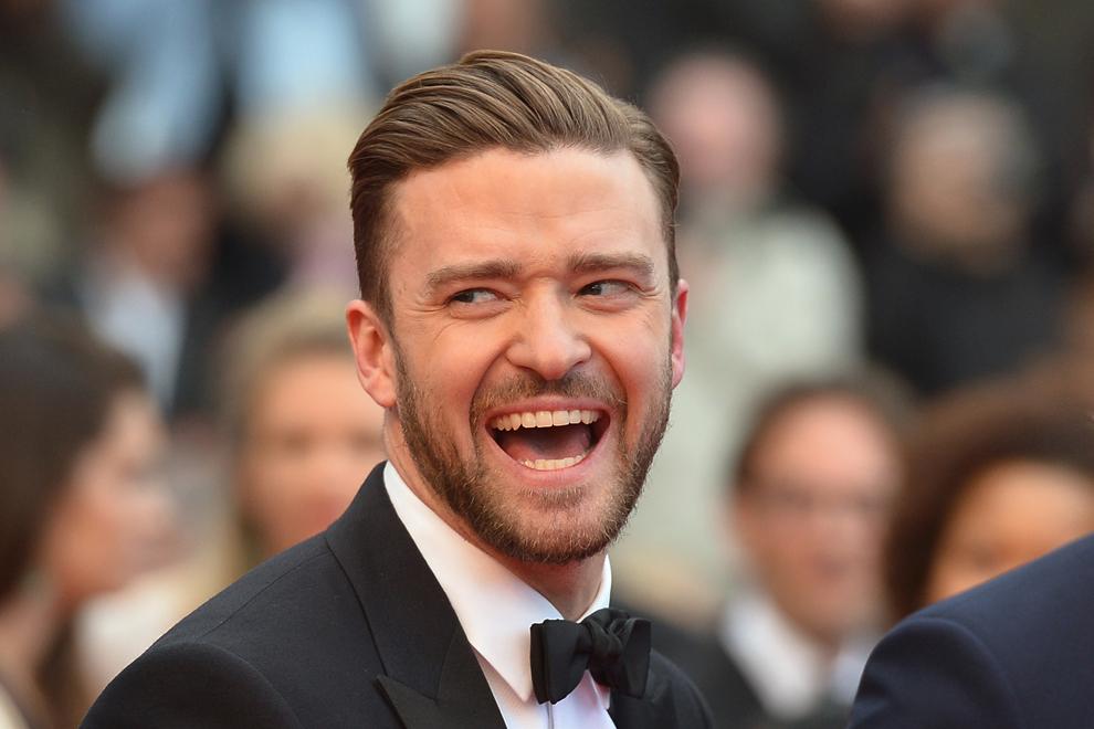 Cântăreţul şi actorul american Justin Timberlake soseşte la proiecţia filmului 'Inside Llewyn Davis', prezentat  în cadrul competiţiei celei de-a 66-a ediţii a Festivalului de Film de la Cannes, în Cannes, duminică, 19 mai 2013.