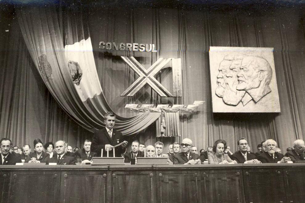 Cuvântarea lui Nicolae Ceauşescu la şedinţa de închidere a lucrărilor Congresului al XI-lea al P.C.R. (28 noiembrie 1974).