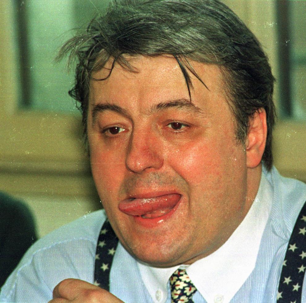 Corneliu Vadim Tudor, Bucureşti, 28 mai 1995.