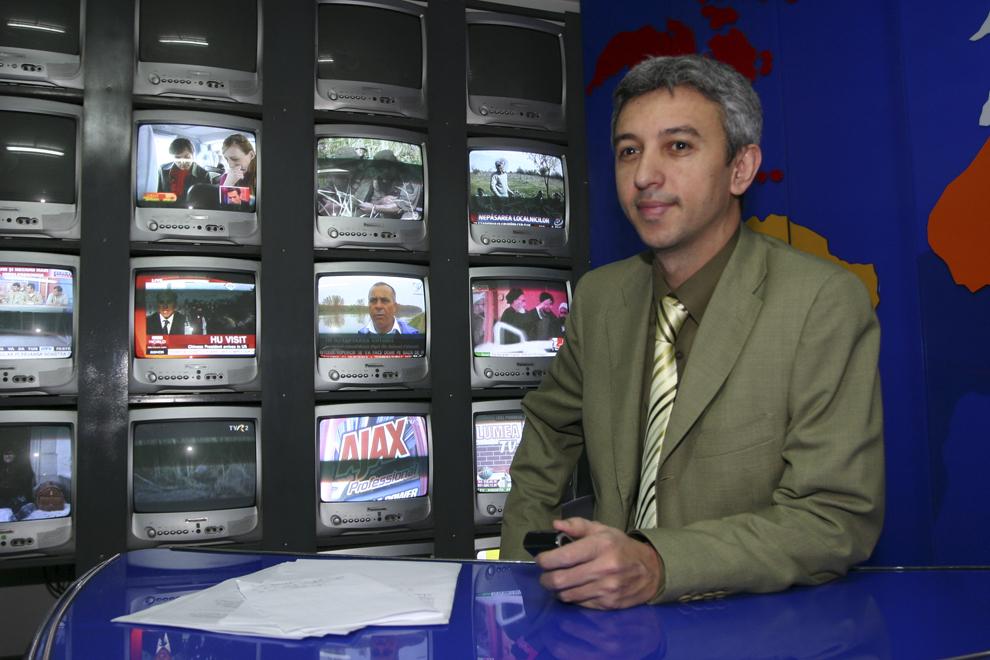 Dan Diaconescu, în Bucureşti, 27 martie 2006.