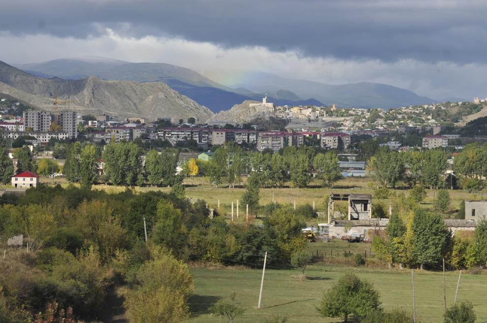 Capitala Georgiei, Tibilisi.