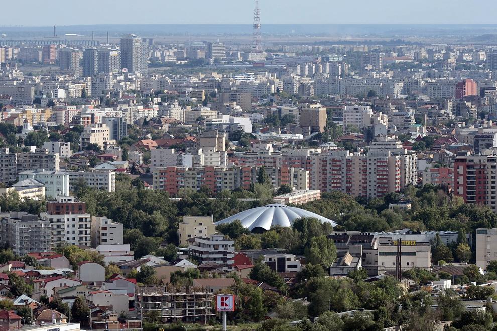 Clădirea Circului, cartierul Ştefan cel Mare.