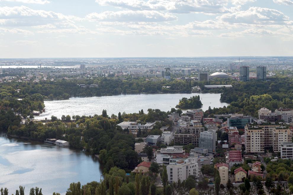 Lacul Herăstrău, parcul Herăstrău.