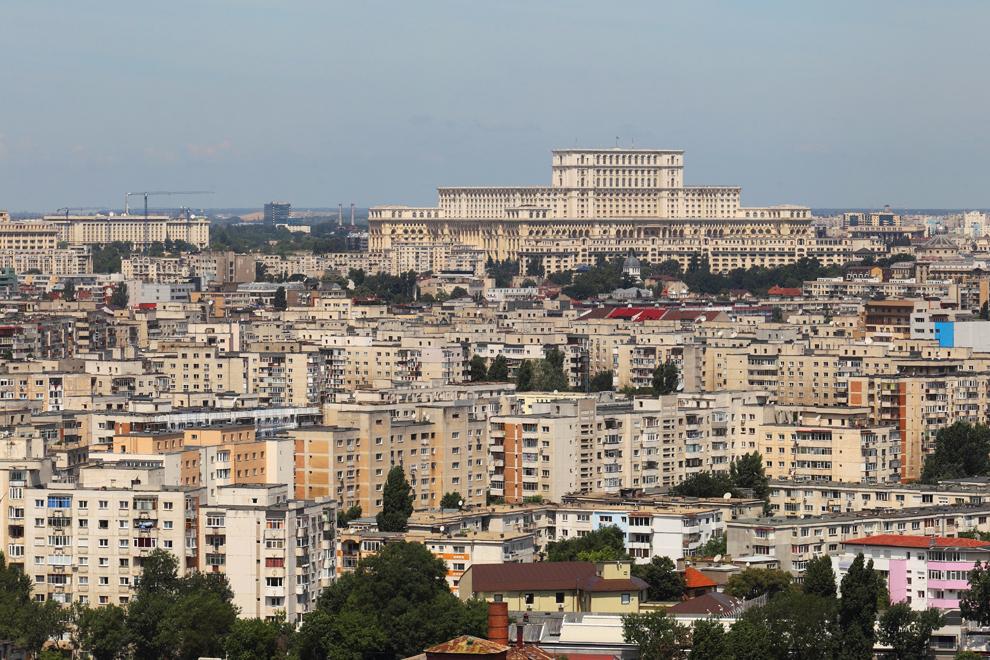 Palatul Parlamentului.