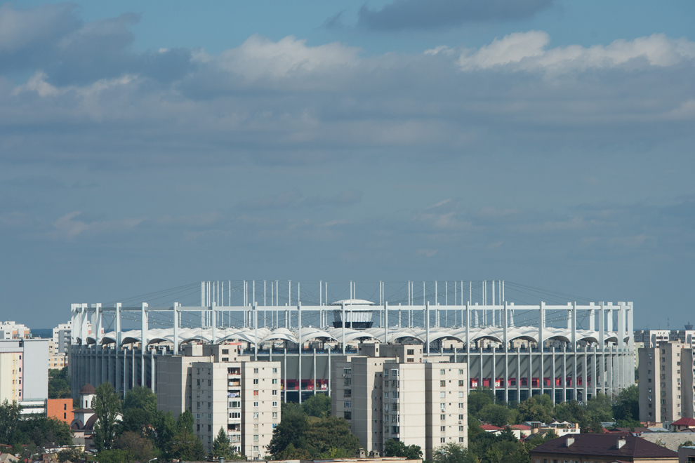 Stadionul National Arena.