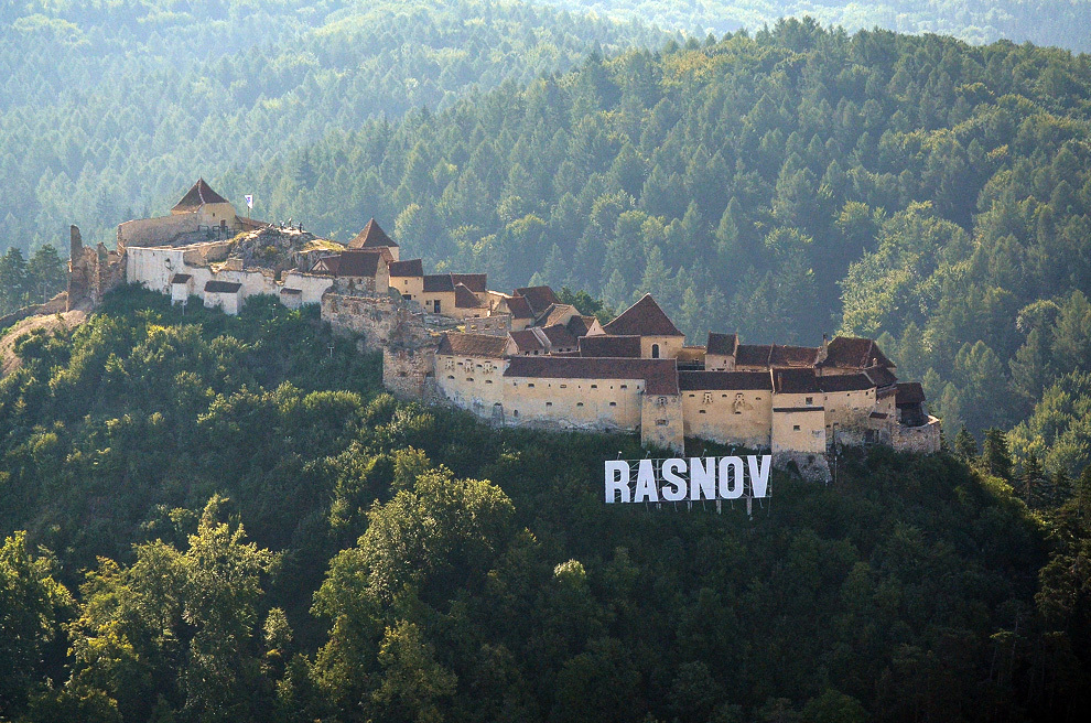 Cetatea Râşnov.