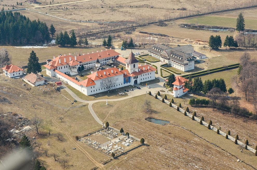 Mănăstirea Sâmbăta de Sus.