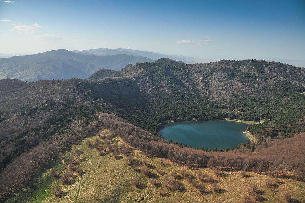 Lacul Sfânta Ana.