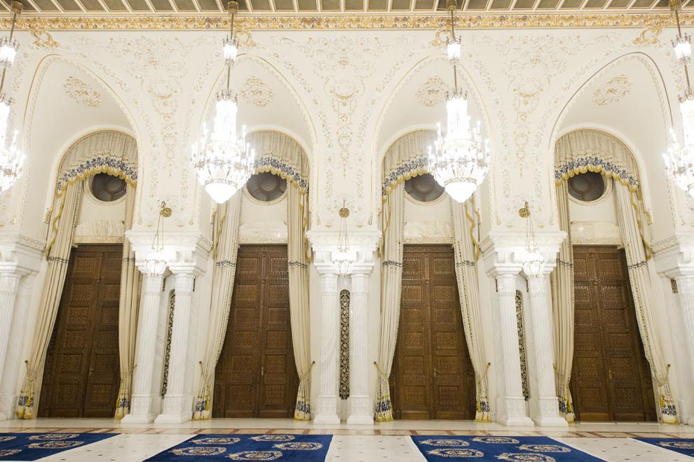 Sala Unirii, Palatul Cotroceni, marţi, 23 septembrie 2014.