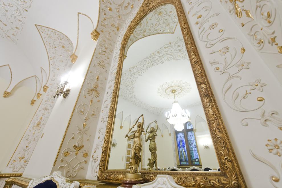 Salonul Cantacuzinilor, Palatul Cotroceni, marţi, 23 septembrie 2014.
