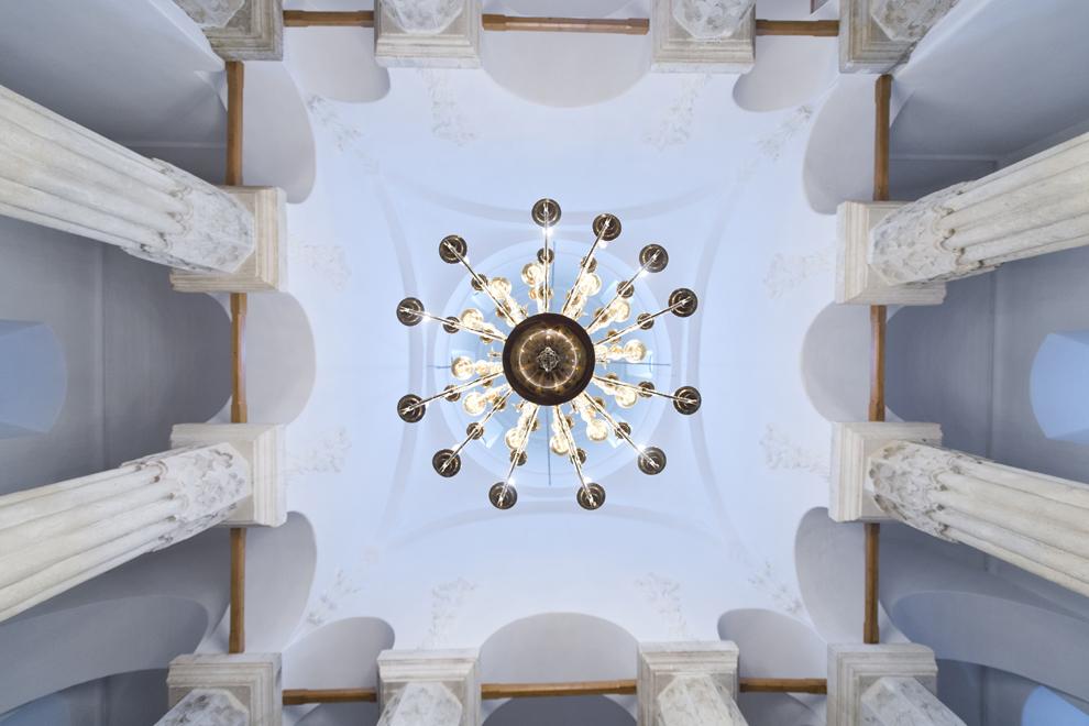 Biserica Cotroceni, Palatul Cotroceni, marţi, 23 septembrie 2014.