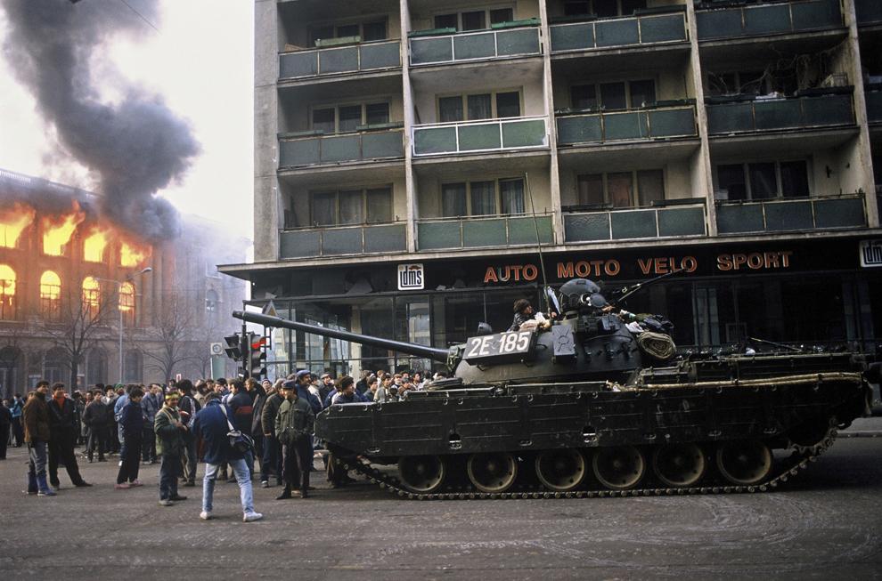 Bucureşti, 1989