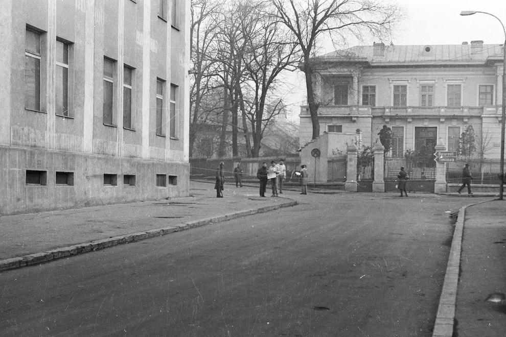 Craiova, 1989