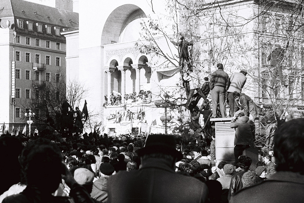 Timişoara, 1989