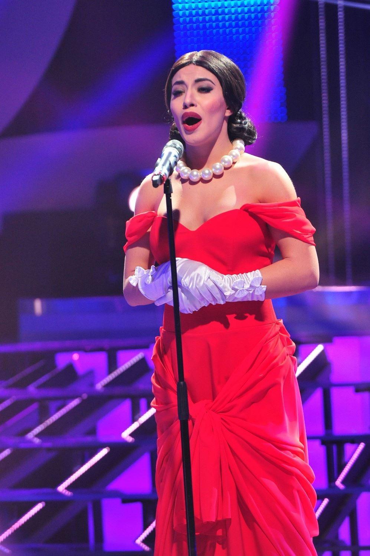 Nicoleta nuc c nt oper n rolul mariei callas m reg sesc n rolurile de div - Ann diva del passato ...