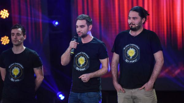 """Trupa Obligo, al optulea finalist """"iUmor"""""""