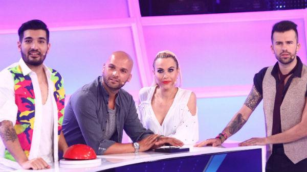 """Lavinia Pârva, nea Mărin, Amna şi Nadir intră în joc, la """"FANtastic Show"""" - FOTO"""