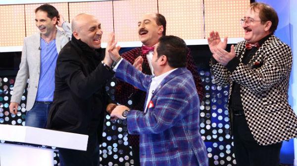 """Romică Ţociu şi Cornel Palade, Adrian Minune şi Marcel Pavel vin la """"Te pui cu blondele?"""""""
