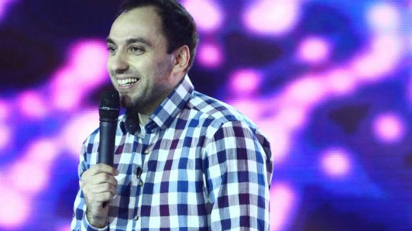 """""""iUmor"""": Cristi Priză, cel de-al patrulea finalist"""