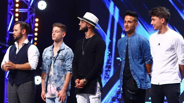 """""""X Factor"""": ei sunt membrii grupei lui Ştefan Bănică - FOTO"""