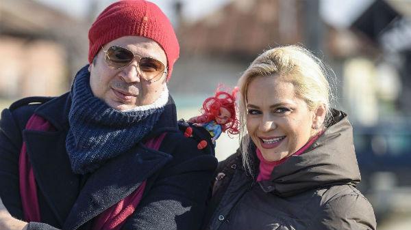 Paula Chirilă şi Dan Helciug l-au ajutat pe Mircea Radu să găsească cele mai mândre fete din Muntenia