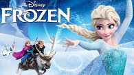 Frozen trailer video