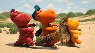 Coconut - micul dragon / Der kleine Drache Kokosnuss (Germania, 2014) - trailer