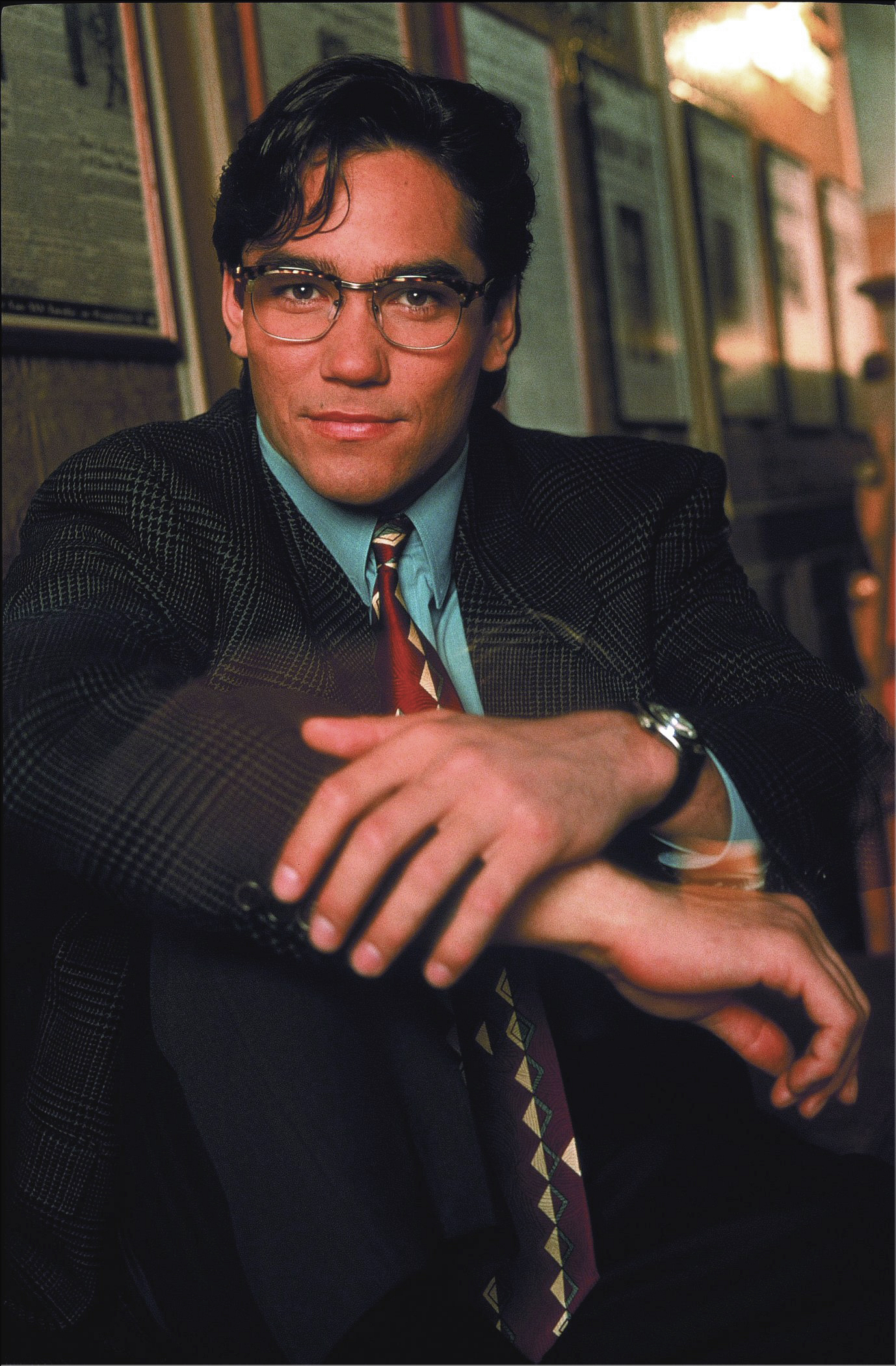 Dean cain for Kent superman
