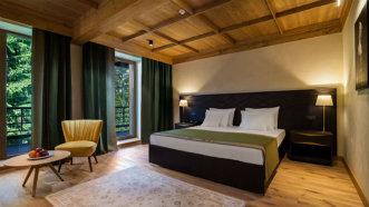 Sugestie de vacanţă: ANA Hotels Bradul, din Poiana Braşov, redeschis după o investiţie de peste 2 milioane de euro - FOTO