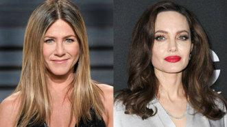Cine sărută mai bine dintre Jennifer Aniston şi Angelina Jolie. Dezvăluire şoc