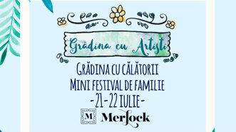 Bucureştiul ca o vacanţă la Grădina cu Călătorii de pe 21 – 22 iulie, de la Merlock
