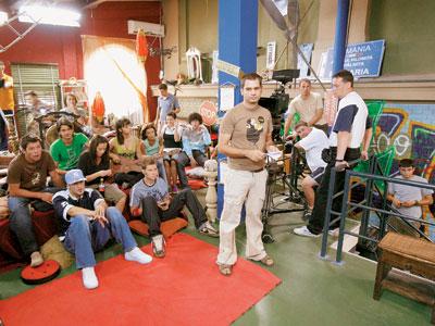 """Alexandru Berceanu - """"Filmarea, un sport extrem care creează dependenţă"""""""