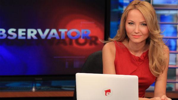 Octavia Geamănu - Blonda de la Observator