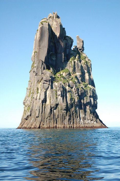Urup Island, Rusia