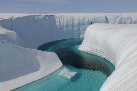Canionul de Gheaţă, Groenlanda