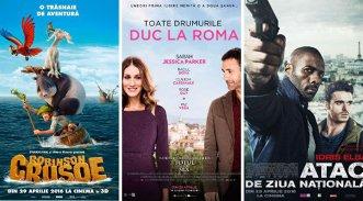 Premierele săptămânii 29 aprilie - 5 mai în cinema: Sarah Jessica Parker vs Idris Elba