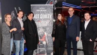 """Echipa fimului Not Guilty, despre participarea la Cannes 2017: """"Sper ca publicul să-l găsească intersant şi antrenant"""""""