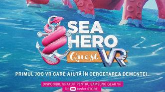 (P) Sea Hero Quest: jocul revoluţionar care poate deveni prilejul de a salva vieţi