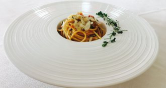 REŢETĂ recomandată sportivilor: Barilla Bio Spaghetti Champion