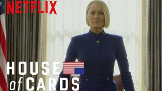 Primele imagini din ultimul sezon House of Cards