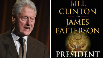"Bill Clinton a publicat primul său roman: ""The President is missing"""