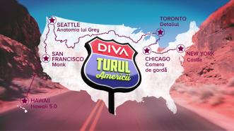 Turul Americii cu DIVA - Excursie de 6 săptămâni