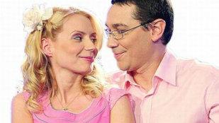 Cum arată fosta soţie a lui Victor Ponta!