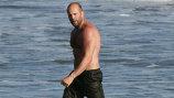 Jason Statham era să moară înecat în Marea Neagră!